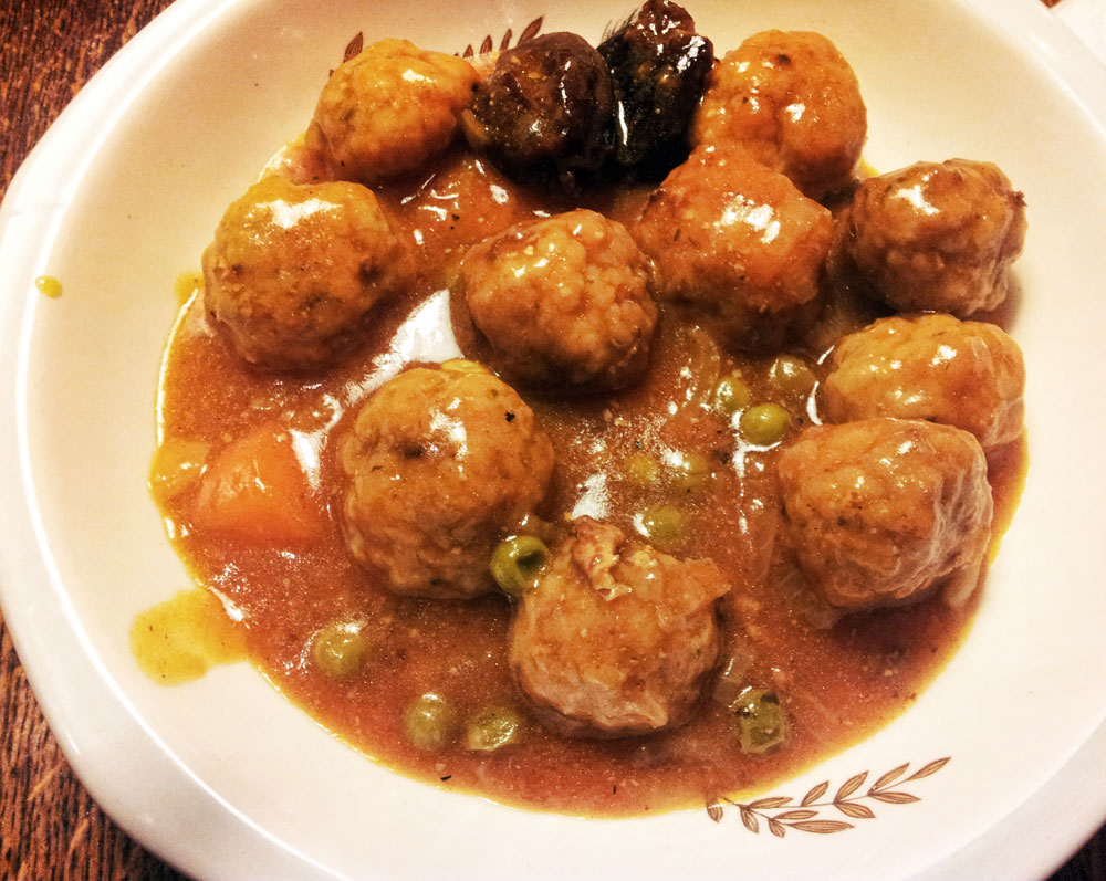 Meatballs (Mandonguilles)