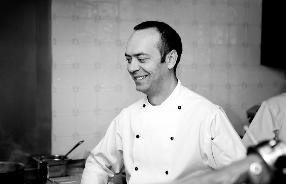 José Pizarro Spanish chef