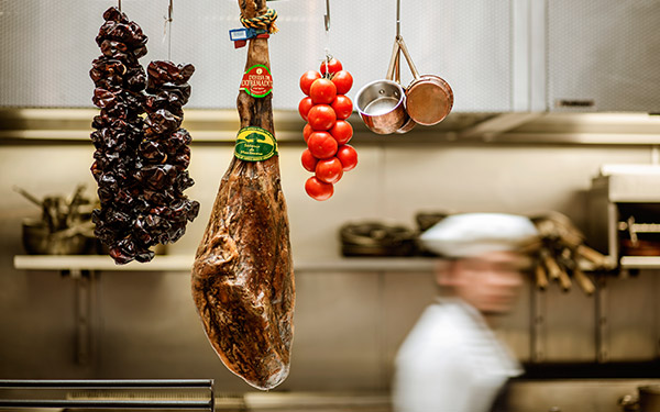 Brindisa Spanish gastronomy