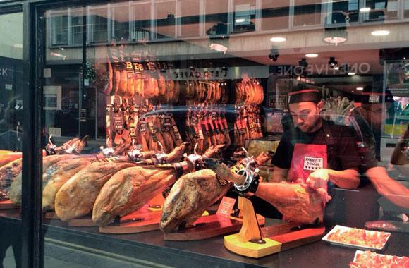 Five best jamons in London