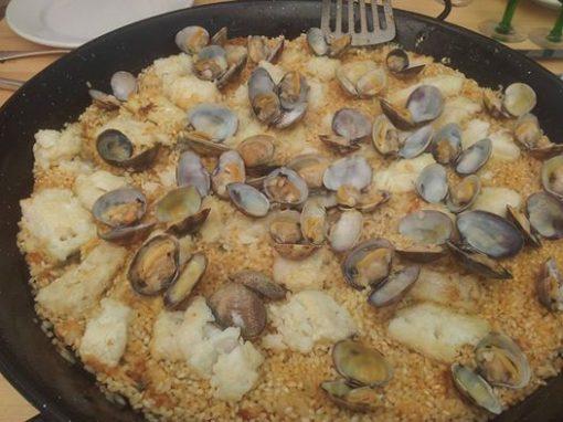 Rice Cod 'a la Manu'