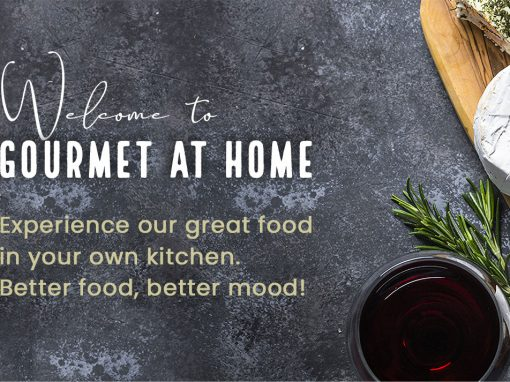 Gourmet at Home